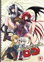 School Dxd: Complete Series Collection DVD
