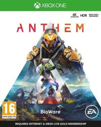 Electronic Arts Anthem To Receive The Anthem Bonus Xbox One