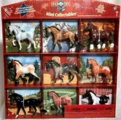 Paradise Horses MINI Collectables