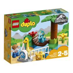 LEGO Duplo Jurassic World Gentle Giants Petting Zoo - 10879