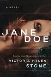 Jane Doe - A Novel Hardcover