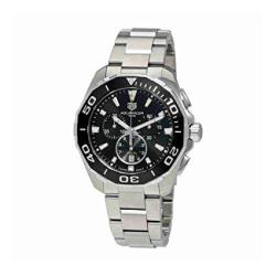 TAG Heuer Watches Men's Aquaracer Watch Black