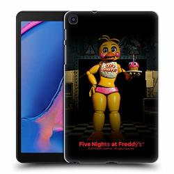 Official Five Nights At Freddy's Toy Chica Game 2 Hard Back Case Compatible For Galaxy Tab A 8.0 & S Pen 2019