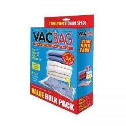 Vacbag 5 Pack Bulk