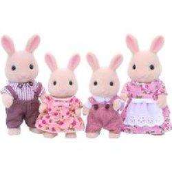 - Milk Rabbit Family
