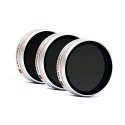OUYAWEI MCUV CPL NDPL ND64-PL ND32-PL ND4 ND8 Camera Lens Filter Kit for DJI OSMO Pocket Gimbal Accessories CPL+ND8+ND16
