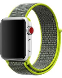 Gretmol 38 Mm & 40 Mm Nylon Sports Replacement Strap For Apple Watch-