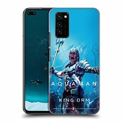 Official Aquaman Movie King Orm Posters Hard Back Case Compatible For Honor V30 Honor View 30