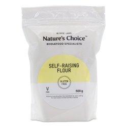 Nature's Choice Gluten Free Self Raising Flour 500G