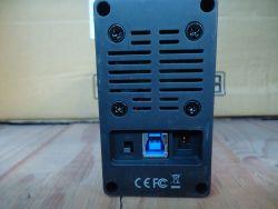 """RCT 2.5"""" 2 Bay Raid SATA3 To USB3.0 Enclosure"""