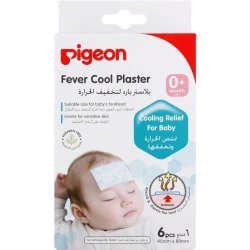 Pigeon Fever Cool Plaster 6 Plasters