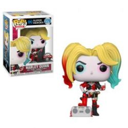 Gammatek Funko Pop Dc Rebirth Harley Quinn Se