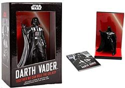 Star Wars Darth Vader In A Box Figurine & 48 Page Book Chronicle 2012 New