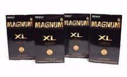 Trojan Magnum XL Lubricated Condoms 48 Count
