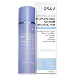 Dr.wu Intensive Hydrating Toner With Hyaluronic Acid 150ML- Worldwide Shipping
