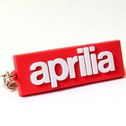 Sbr Aprilia Key Chain Ring Fob Emblem