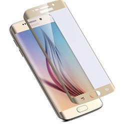 Samsung Galaxy S7 Edge Tempered Glass Screen Protector Gold | R160 00 |  Samsung Accessories | PriceCheck SA