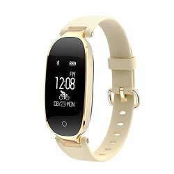 Smart Fitness Band Waterproof Monitor Kingto Smart Wrist Band With Heart Rate Pedometer Activity Tracker Watch With Call Reminder For Ios & Android Smartphone