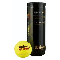 Wilson - Us Open Tennis Balls 3 Pack