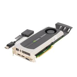 Dell Nvidia Quadro 5000 2.5GB GDDR5 Pcie 2.0 X16 Graphics Card