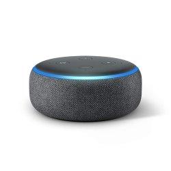 Amazon All-new Echo Dot 3RD Generation - Charcoal