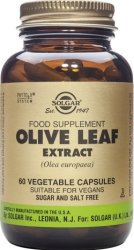 Solgar Olive Leaf Extract Vegicaps 60