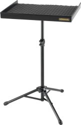 Hercules DS800B Percussion Table Stand Black