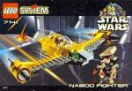 Lego Star Wars: Naboo Fighter