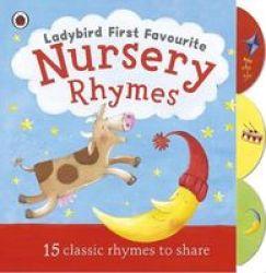 Ladybird First Favourite Nursery Rhymes Board Book