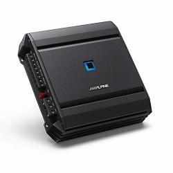 Alpine S-A32F S Series 4 Channel Digital Amplifier 80 Watts Rms X 4 2 Ohms