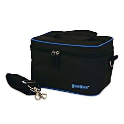 2ea2c76d1226 Yumbox Small Insulated Lunch Bag Cosmos Black | R1085.00 | Educational |  PriceCheck SA