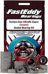 USA Tamiya Esso Ultraflo Supra TA-05 Ceramic Sealed Bearing Kit