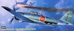 Hasegawa Kit 1 72 Mitsubishi A6M3 Zero Fighter Type 32 - Slight Shelf Wear