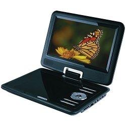 Sylvania 9-INCH Portable DVD Player SDVD9000B2 Black