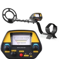 Metal Detector MD3031 Underground Treasure Hunter Professional Gold Detector With 3 Operating Modes