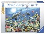 Ravensburger Beneath The Sea 5000 Piece Jigsaw Puzzle For Adults Softclick Technology Means Pieces Fit Together Perfectly