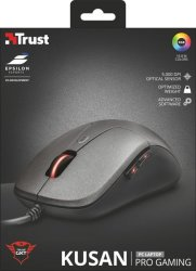 Trust: Gxt 180 Kusan Pro Gaming Mouse PC