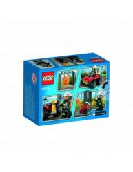 Lego City 60105 Fire ATV