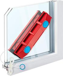 Tyroler Bright Tools The Glider D-2 Magnetic Window Cleaner For Double Glazed Windows Fit To 0.3-0.7 Window Thickness.