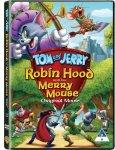 Tom And Jerry Robin Hood Mfv DVD