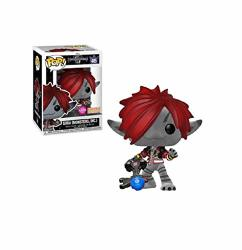 Funko Pop Disney: Kingdom Hearts - Sora Monster Inc. - Flocked 485 - Boxlunch Exclusive - With Free Pop Protector