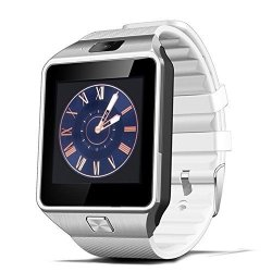 Kxcd Tech Dz09 Bluetooth Smart Watch Touch Screen With Camera And