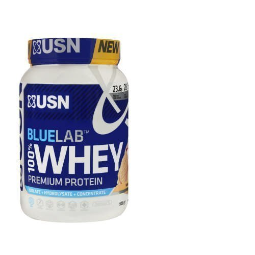 USN 908g Bluelab 100% Premium Whey in Vanilla