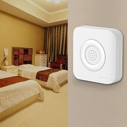 Wytino Door Bell Dc 12V Wired Doorbell Door Bell Alarm For Home Office Access Control System