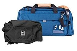 Portabrace CS-DV4UQS-M2 Camera Case Soft Quick-slick Rain Protection Included Blue XL Bags