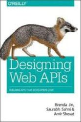 Designing Web Apis Paperback