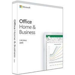 Microsoft Office 2019 Home & Business - Fpp Medialess