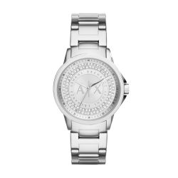 Armani Exchange Lady Banks Stainless Steel