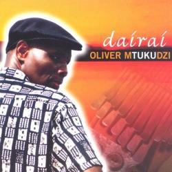 Oliver Mtukudzi - Dairai Cd