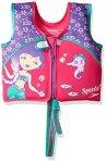 Speedo Kids Upf 50+ Begin To Swim Printed Neoprene Swim Vest Berry grape Large